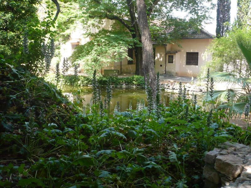 El domingo se reabre en alzira el jard n rom ntico de la for El jardin romantico