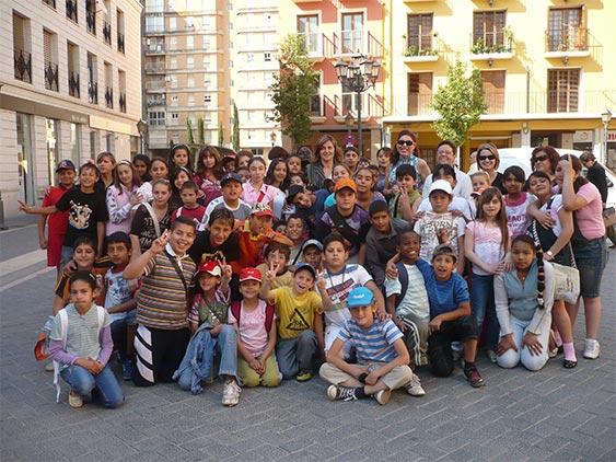 Alumnos del colegio p blico pintor teodoro andreu de alzira visitan el ayuntamiento - Librerias en alzira ...