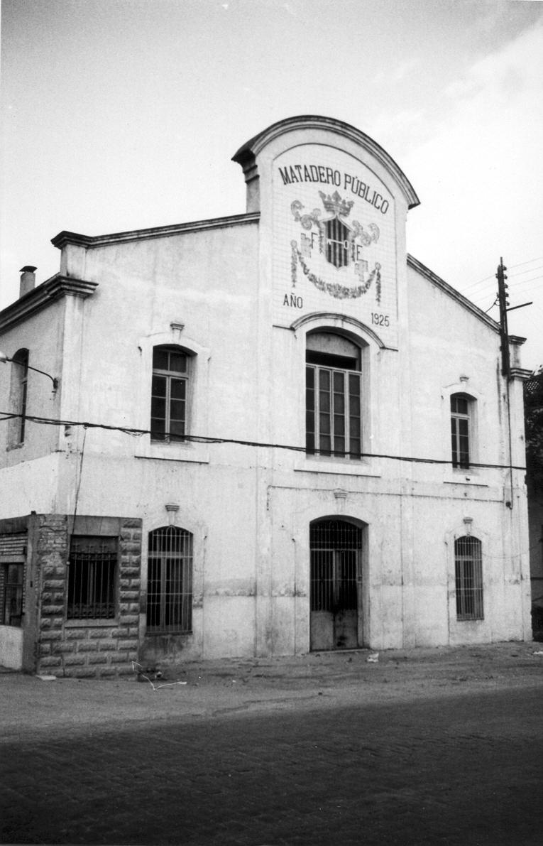Estampas y recuerdos de alzira 5 el matadero municipal - Librerias en alzira ...