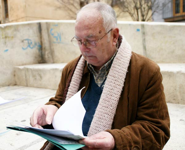 Un ciudadano entrega a un juez de alzira la tutela de un discapacitado - Librerias en alzira ...