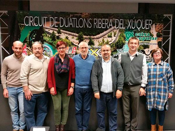 Circuito La Ribera : Alzira acogerá la primera prueba del i circuito de