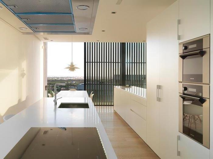 Muebles de cocina Santos: diseños prácticos y polivalentes ...
