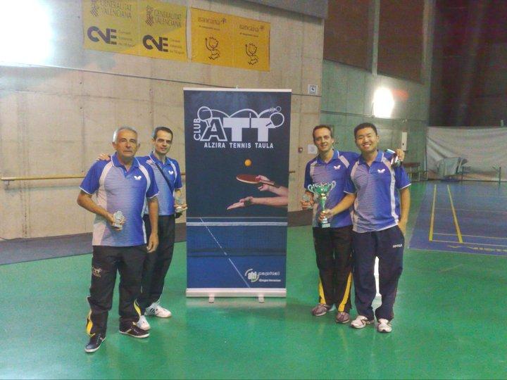 El alzicapital club tennis taula alzira vuelve de catalu a - Tapiceros en sabadell ...
