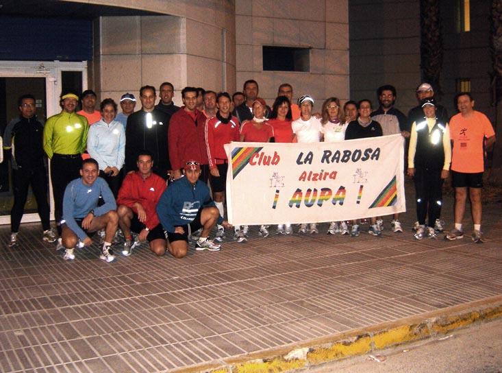 Dotze atletes d alzira participaran en la xxx edici de la marat de nova york - Persianas esparza ...
