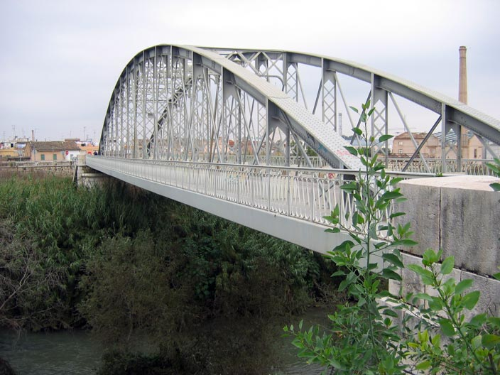 El pont de ferro de alzira un nuevo valor patrimonial art culo de juan jos sanz maseres - Librerias en alzira ...
