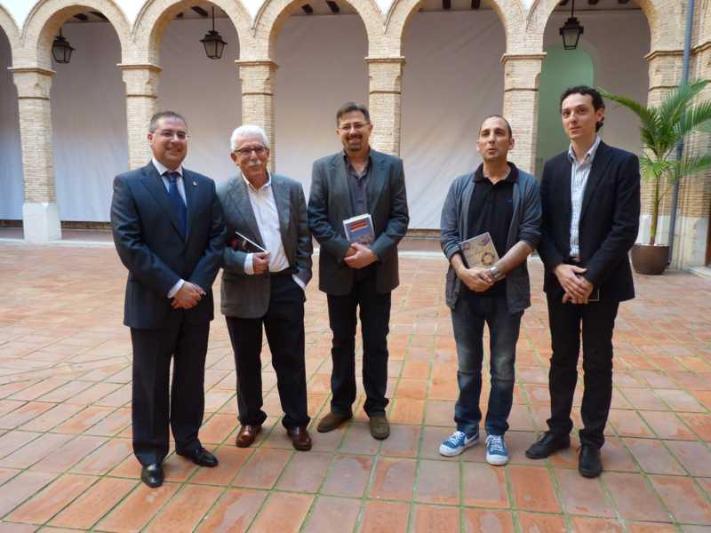 biendicho millo i belda guanyadors dels ciutat d alzira presentaren ahir les seues obres. Black Bedroom Furniture Sets. Home Design Ideas