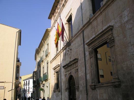 Siete son las candidaturas definitivas en alzira a las - Hoteles en alzira valencia ...