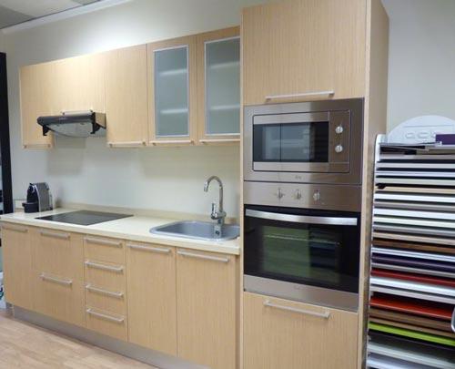 Imagenes de muebles de cocina lineales Cocina 3 metros lineales