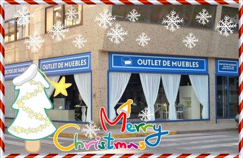 La navidad es tiempo de regalos tambi n en outlet muebles alzira - Outlet de muebles ...