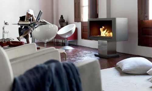 Tener una buena chimenea en casa no tiene por qu ser caro - Chimeneas santaeulalia ...